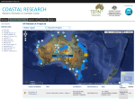 Coastal Research Webportal